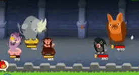 ポコ森の冒険2-3攻略