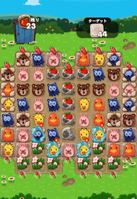 ポコポコ春の桜祭りイベント23-5攻略